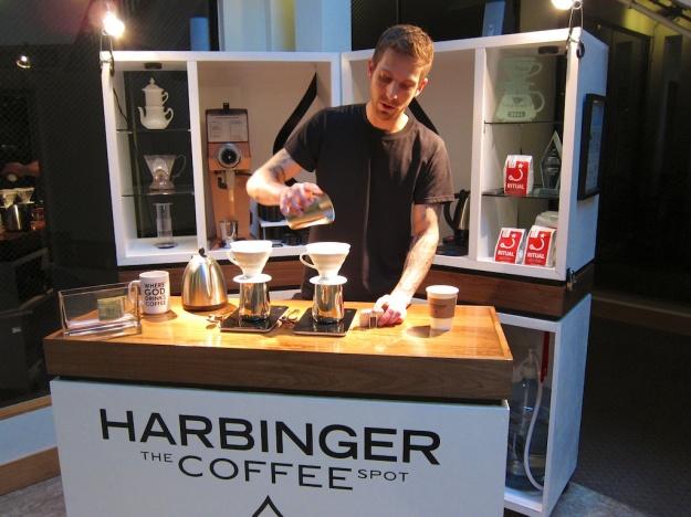 Harbinger Coffee, Fort Collins, Colorado
