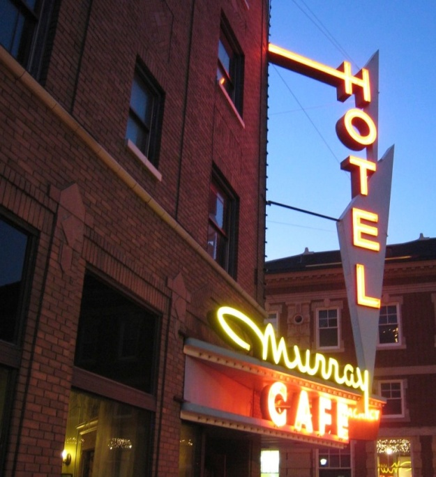 Murray Hotel, Livingston, Montana