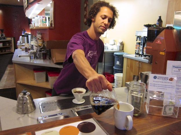 Top-notch handcrafted brews at Ozo Coffee, Boulder