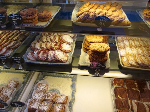 How about a cookie or three at delectable Hopscotch Bakery in Pueblo