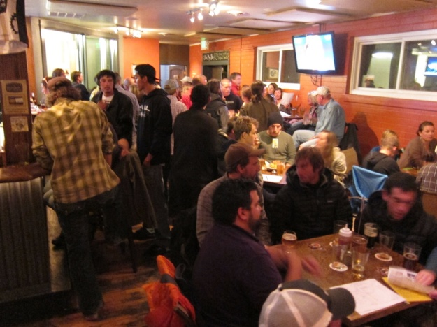 Trivial Pursuits night packs them at Carbondale Beerworks