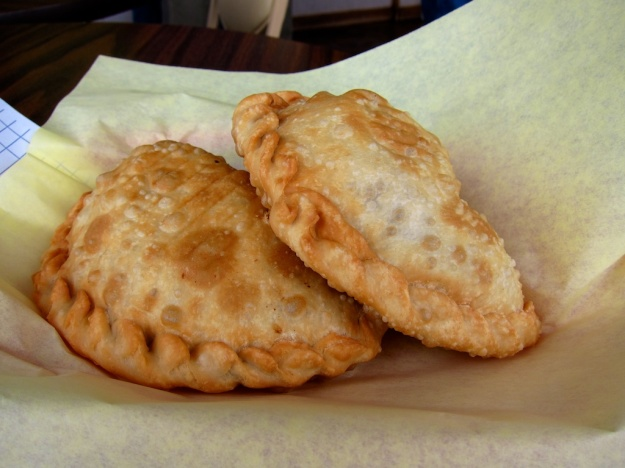 Big, flaky empanadas hit the spot at Tango's