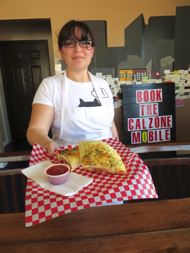 Simple, scrumptious calzones at Battista's Calzone