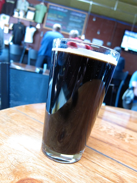 Fine Scottish ale at Nexus Brewery