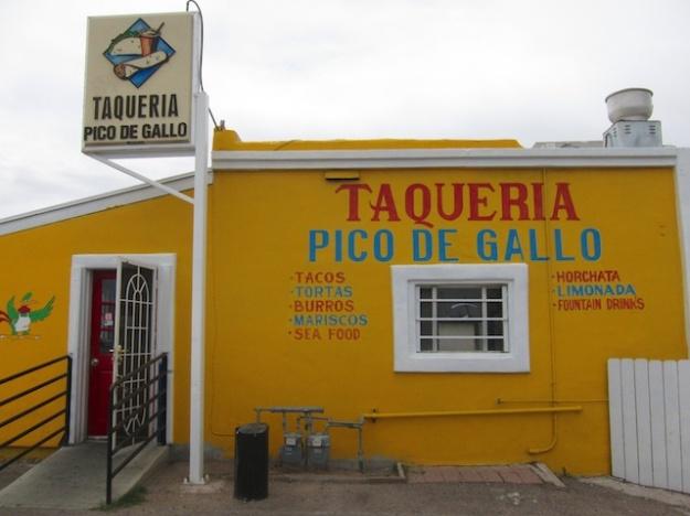 Taqueria Pico de Gallo serves up authentic Mexican cuisine