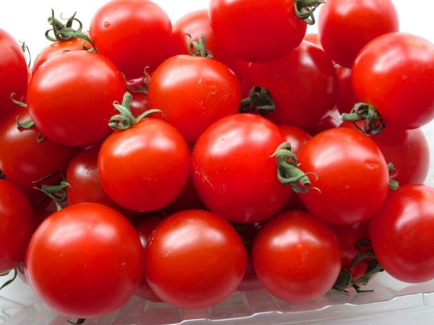These super-sweet tomatoes from Broxburn Vegetables are just the tip of the iceberg for locally produced foods around Lethbridge