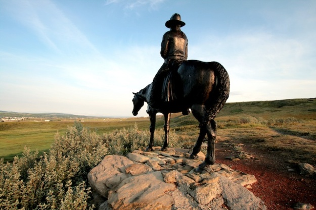 Cochrane Ranche Provincial Historic Site pays tribute to the area's ranching history