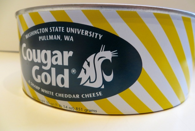 They may not be so good at football, but Washington State University produces champion cheese