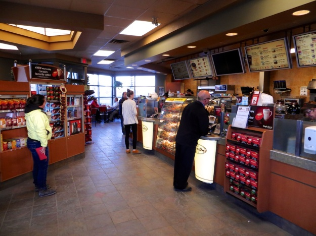 There's nearly always lineups at Canada's fast-food king, Tim Horton's