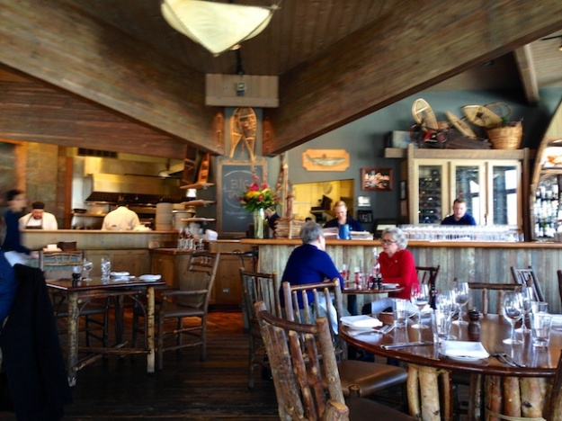 Rustic comfort, lovingly curated architecture and the park setting make River Cafe maybe the nicest place to savour a leisurely lunch in Calgary