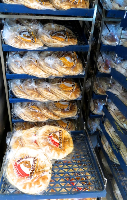 Sunbake pumps out 3,500 pitas an hour