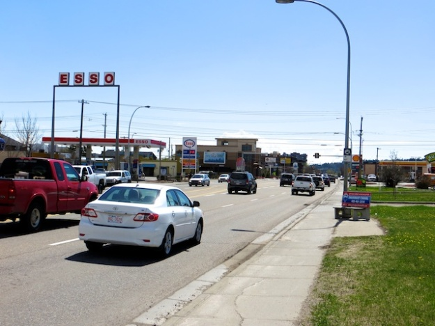 The cookie-cutter gas/motel/fast food strip entrances to most North American towns and cities tell you nothing about the character of these places