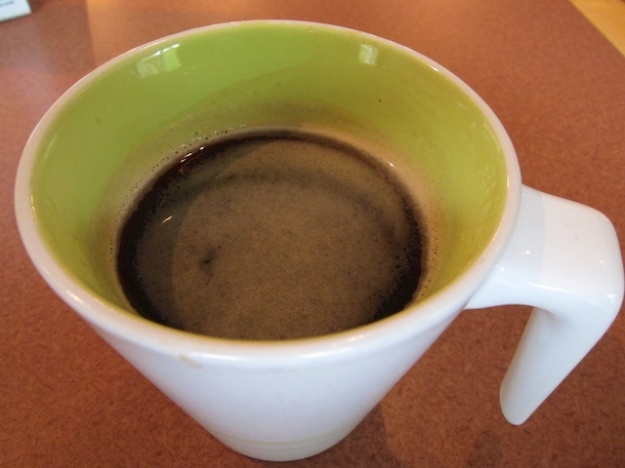 A fine Americano, featuring beans from Lethbridge's Cuppers Coffee & Tea
