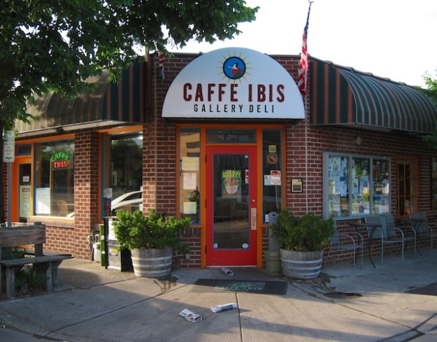 Caffe Ibis is a great place to wake up to in Logan, Utah