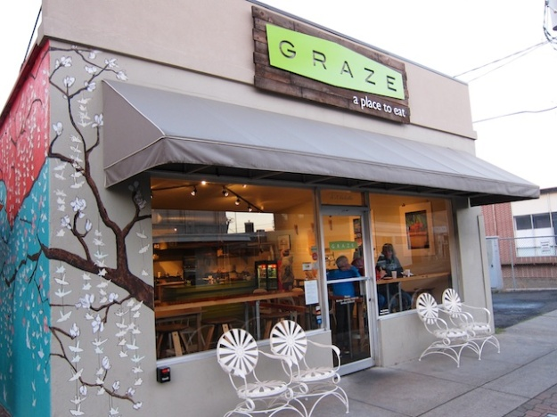 Graze serves up some bountiful, well-aged meat sandwiches in Walla Walla, Washington