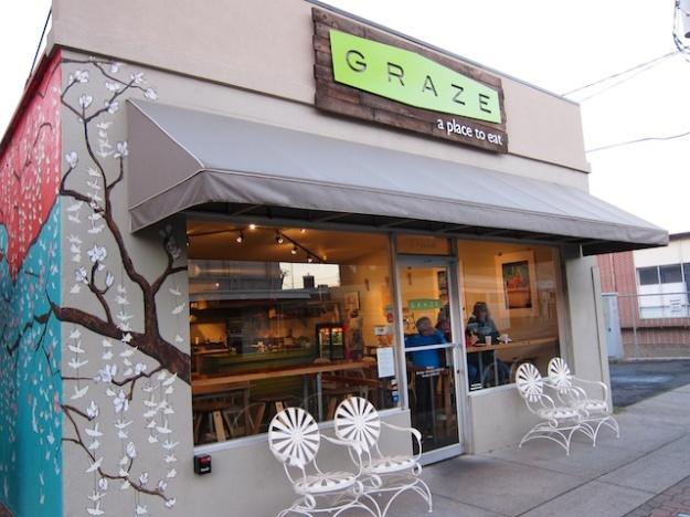 Graze serves up some bountiful, well-aged meat sandwiches in Walla Walla, Washington