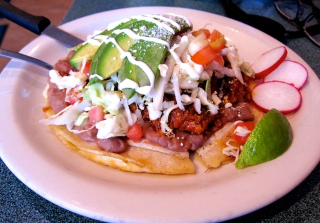Traditional tacos and tostadas elevated to star status