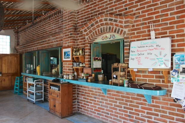 La Esquina is a great spot to savour a coffee and snack