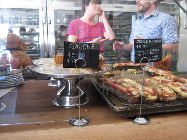 Lots of tempting treats at Tartine