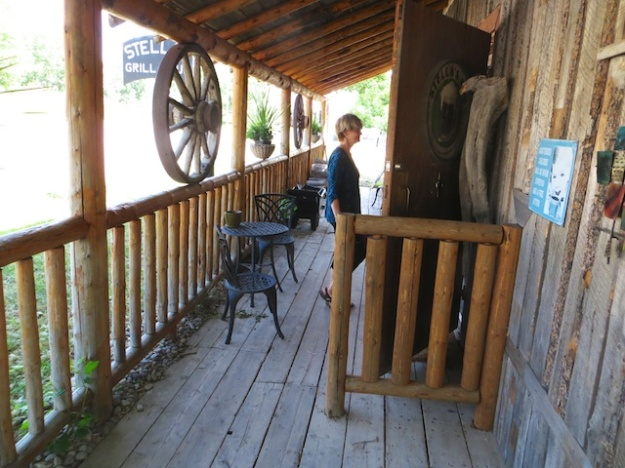 Old-world charm and hospitality at Stella's Inn in Beaver Mines, Alberta