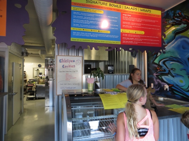 Fuze Food has moved from an Invermere, B.C. truck to an indoor location