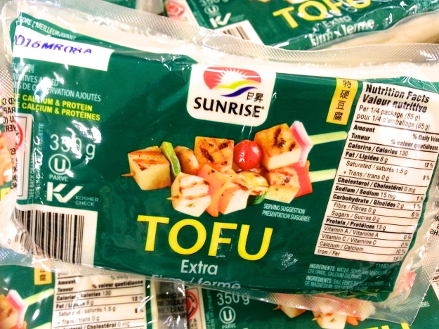 Tofu is a healthy, dirt-cheap source of protein. If you doll it up, it's even palatable