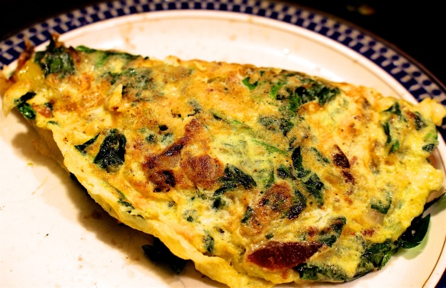 How about a delightful a la carte omelette instead?