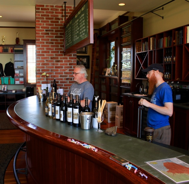 L'Ecole No. 41 is one of the oldest wineries in the Walla Walla Valley
