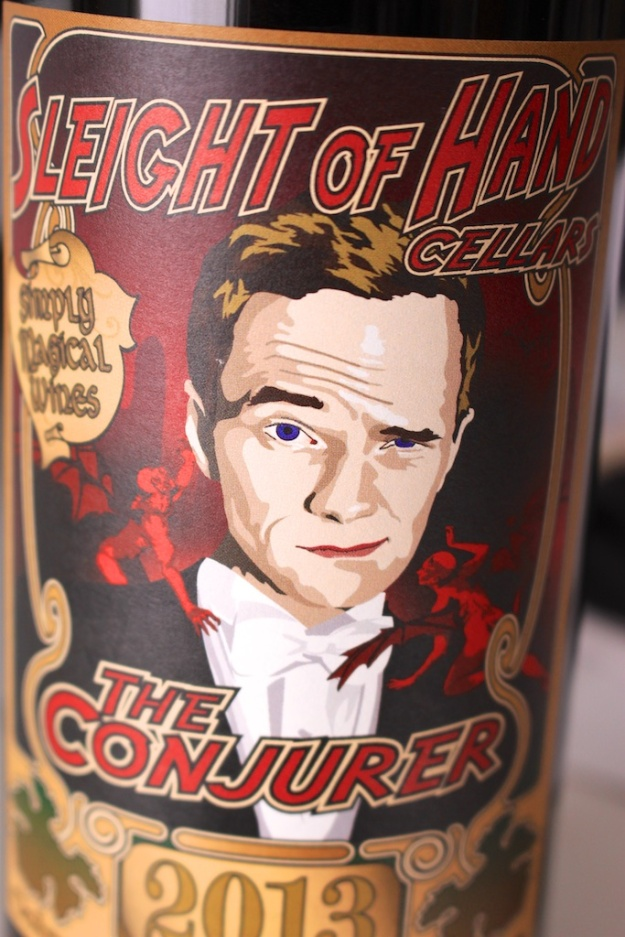 The real sleight of hand was the Canadian border tax, which turned a $28 (US) bottle of wine into Cndn