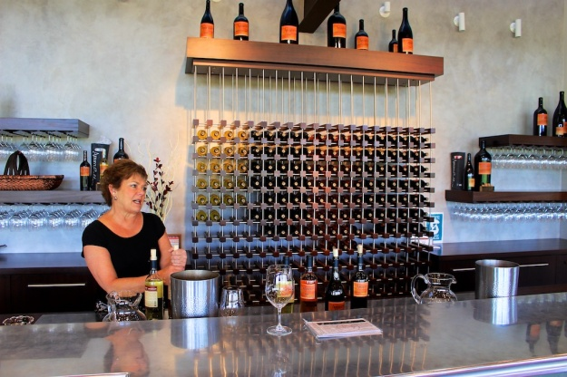 Amavi Cellars is one of dozens of fine wineries in the Walla Walla Valley of southeast Washington