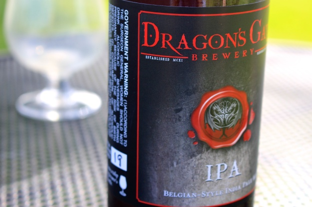 The Belgian IPA is a full-flavoured, lightly-hopped brew