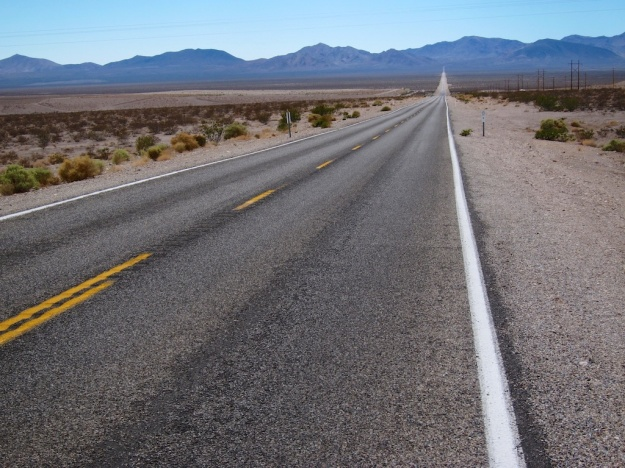 Plus, there's lots of great driving routes, like through Death Valley
